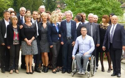Conseil municipal de Claix du 2 octobre 2014 : tous au travail