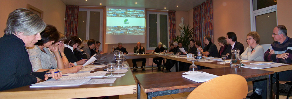 Conseil municipal de Claix du 27 octobre 2011