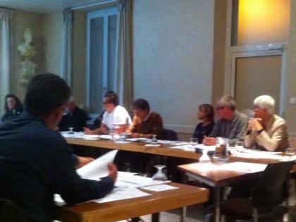 Groupe d'Union conseil municipal de Claix