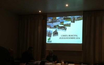 Conseil municipal du 6 novembre 2014 : la gestion au quotidien