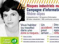 Risques industriels majeurs : la campagne d'information 2008 est lancée