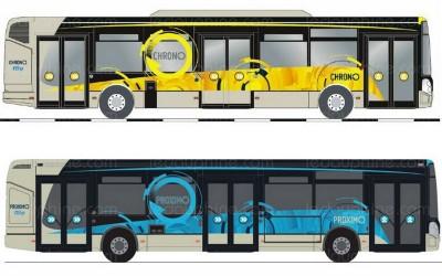 Transports en commun : exit la ligne 58, vive la ligne proximo 21