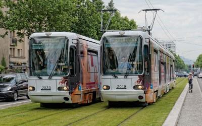 Pérégrination dans les transports en commun de la région Grenobloise